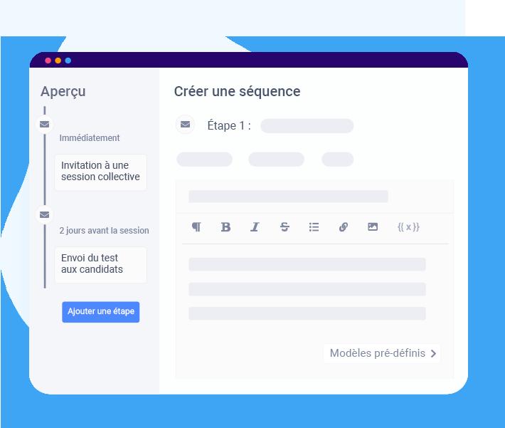 Création d'un workflow RH pour l'envoi automatique d'emails