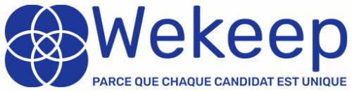 Logo de Wekeep, solution d'inbound recruiting