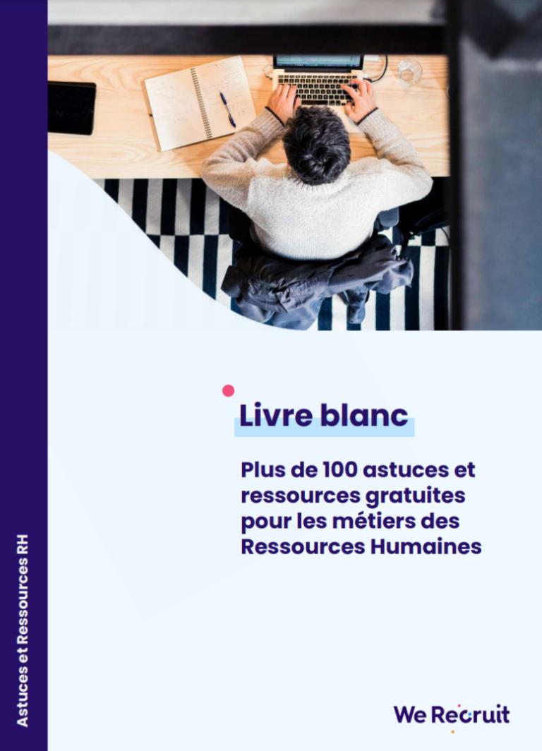 Livre blanc : 100 astuces RH